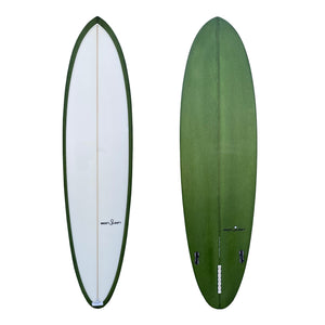 SAN JUAN MIDLENGTH 2+1 TRANS GREEN
