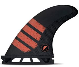 FUTURES F4 ALPHA CARBON TRI FIN SET PACKAGE