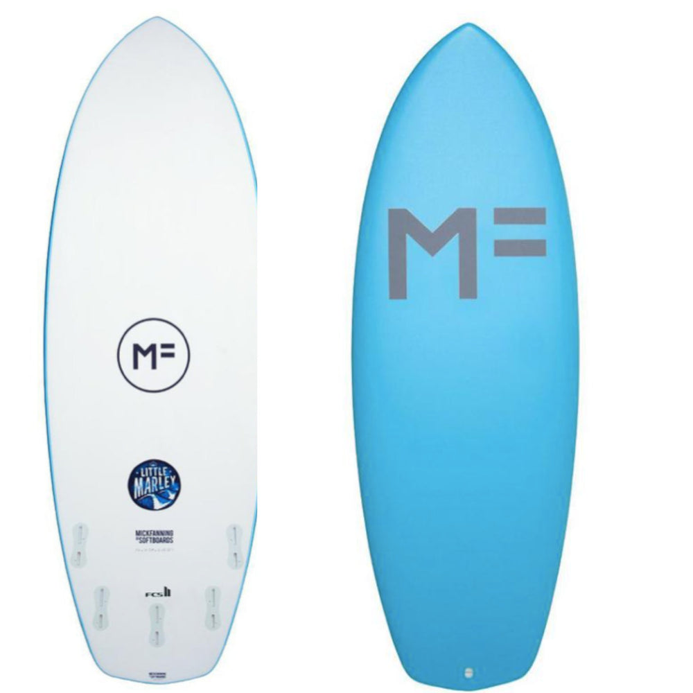 MF SOFTBOARDS BEASTIE FCSII