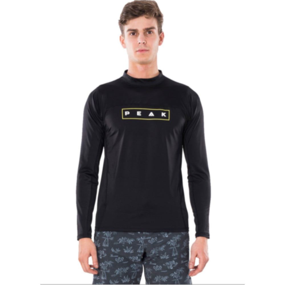 PEAK MENS HARTLEY RELAXED L/SL RASHGUARD