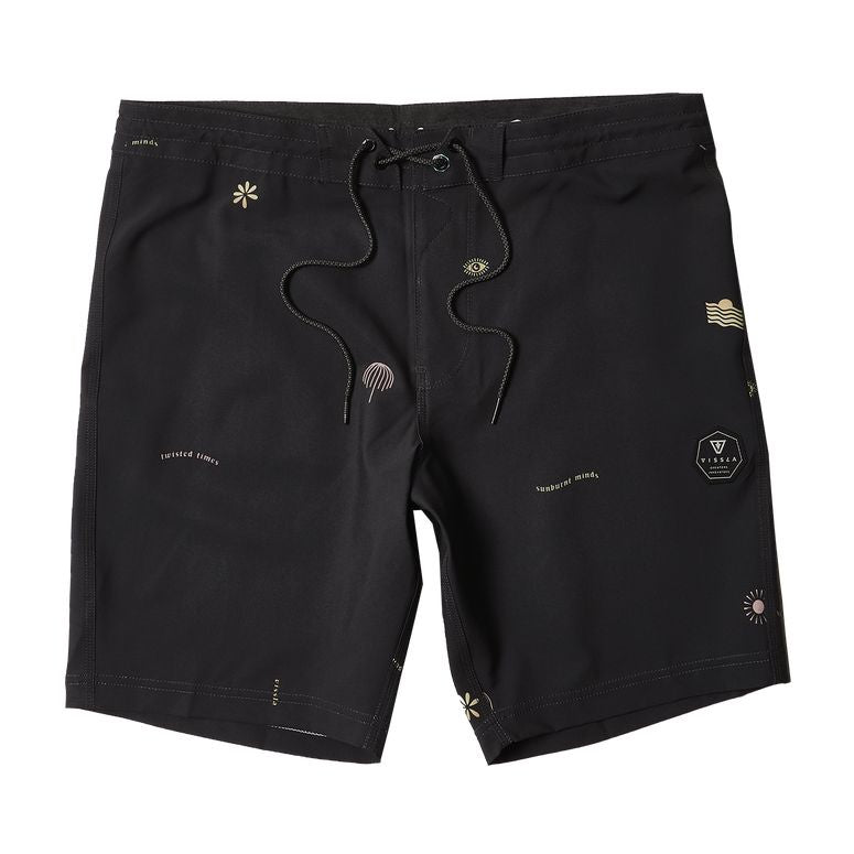 Load image into Gallery viewer, VISSLA TWISTED TIMES 185 BOARDSHORT