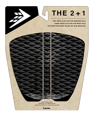 FIREWIRE 20 2+1 FLAT TRACTION PAD