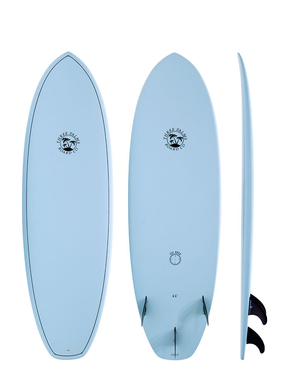 THREE PALMS DUE BACK MX SURFBOARD