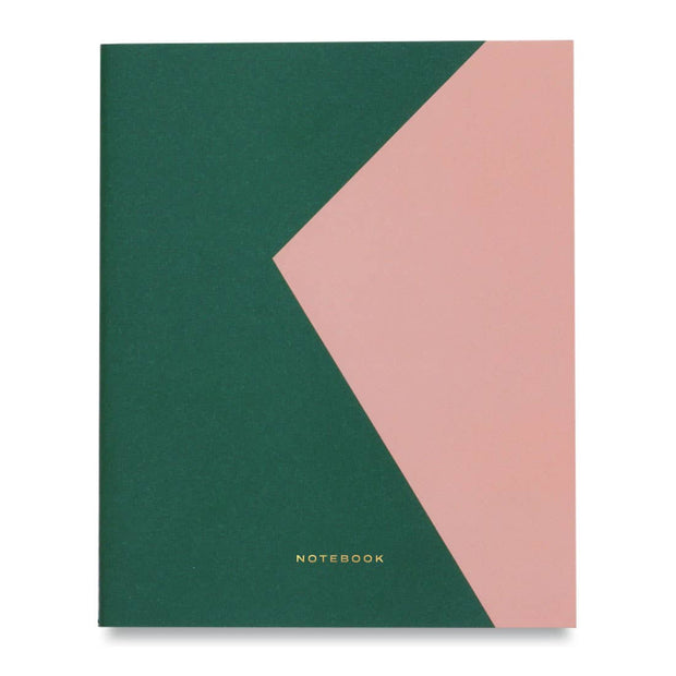 Wit & Delight - Notebook - Color Block