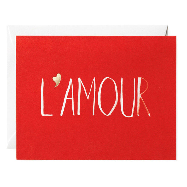All My Layers Paper Co. - L'amour