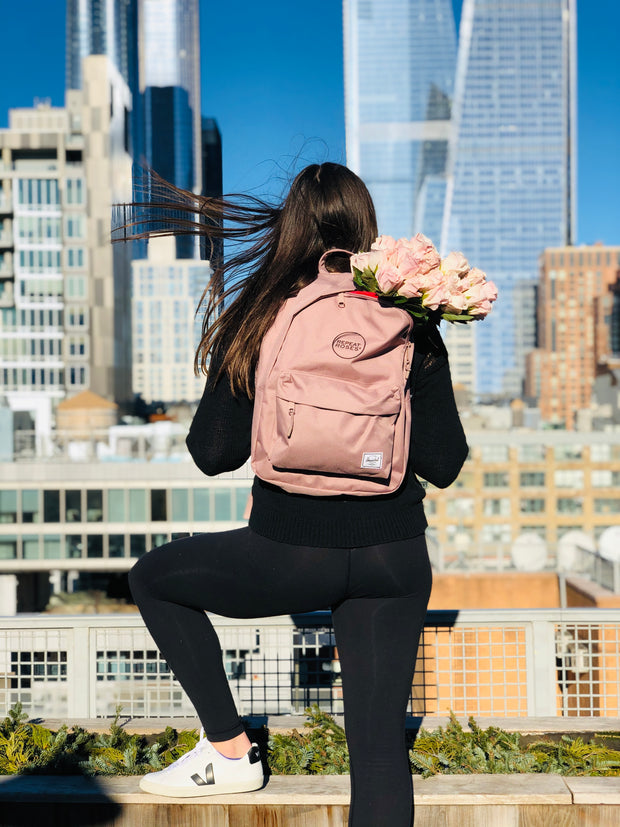 Limited Edition Repeat Roses X Herschel Backpack Bundle