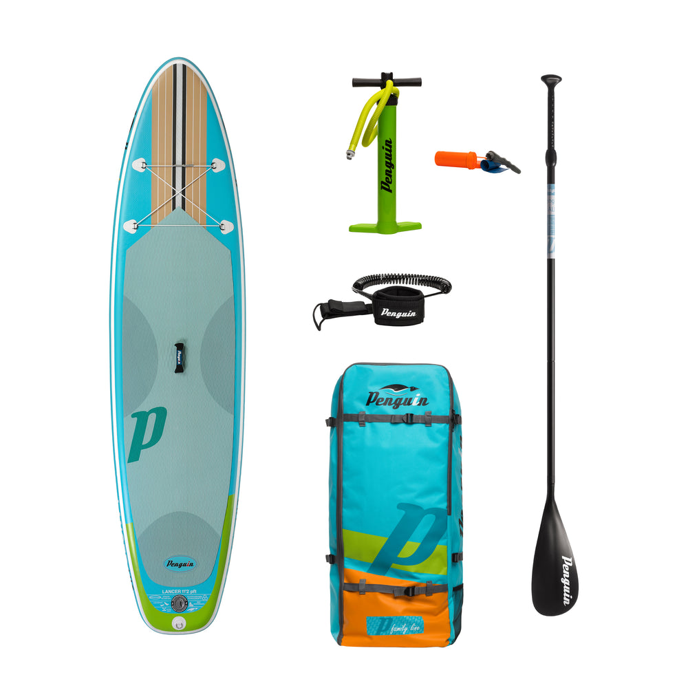 Penguin Lancer 11'2 iSUP Bundle