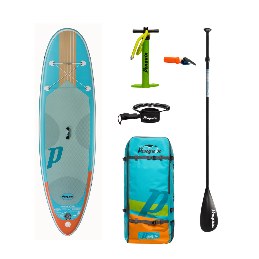 Penguin Ranger 10'2 iSUP Bundle