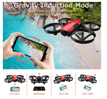 Load image into Gallery viewer, FlyToy AirCam 4000 RC Quadcopter with 720P HD WiFi FPV Camera