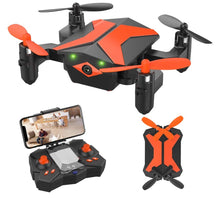 Load image into Gallery viewer, FlyToy AirCam 3450 with Camera, Foldable and Portable
