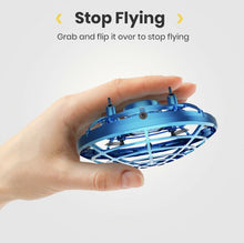 Load image into Gallery viewer, FlyToy UFO Hand-Operated Drone for Kids with Sensors
