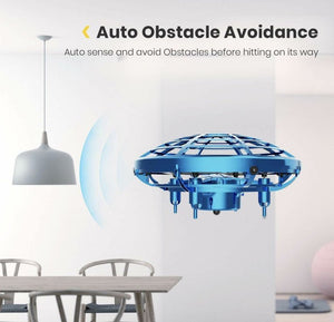 FlyToy UFO Hand-Operated Drone for Kids with Sensors