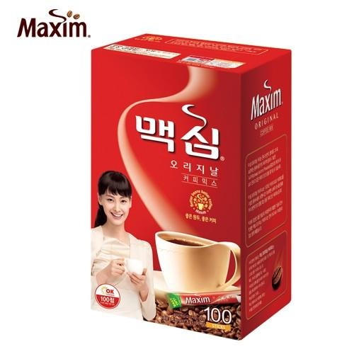 Maxim Original Coffee Mix 100 sticks (Maximum order 2)