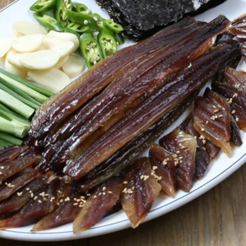 [SEPARATE FREE SHIPPING] Pohang Pacific Saury Fish (Gwamegi) (310g x 2 Packs)