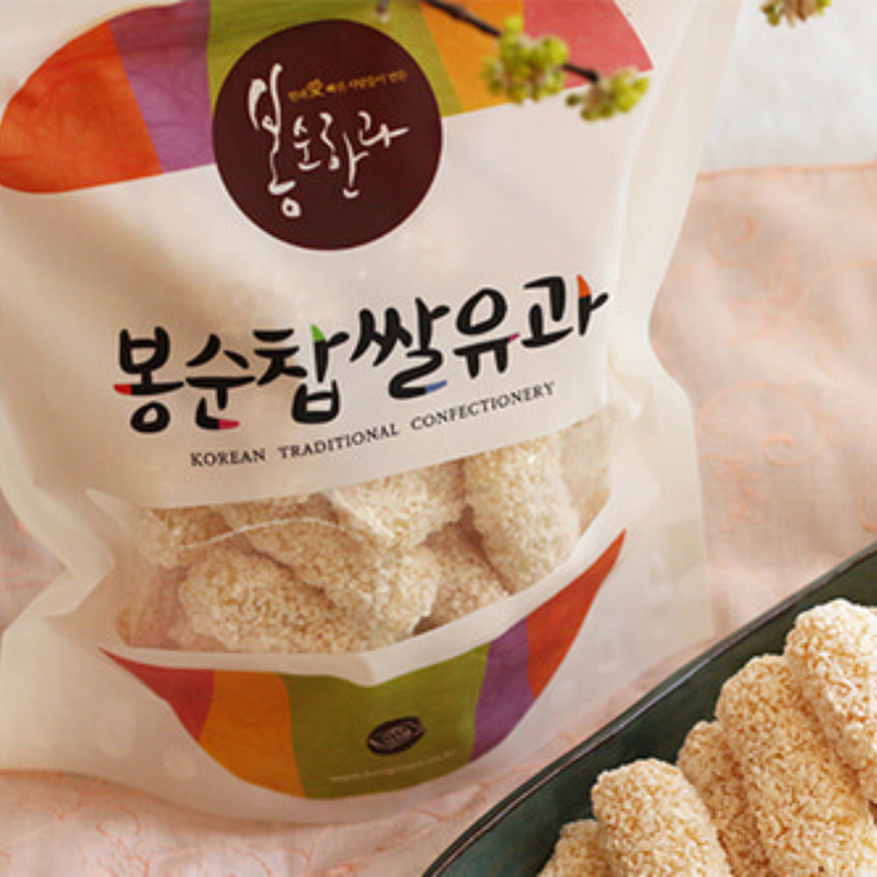 Bongsoon Korean Traditional Confectionery (Yugwa)