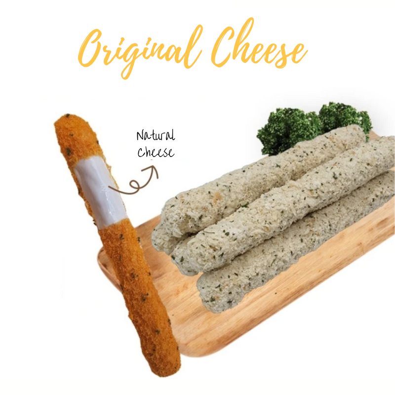 Seoul Mills presents the Big & Long Cheese Stick Collection for a limited-time special.