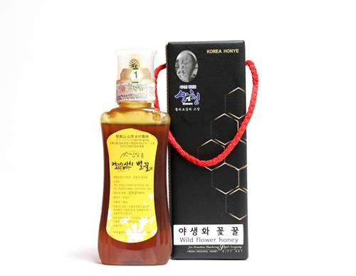Now offering the Jirisan Sancheong Wildflower Honey 500g at Seoul Mills.