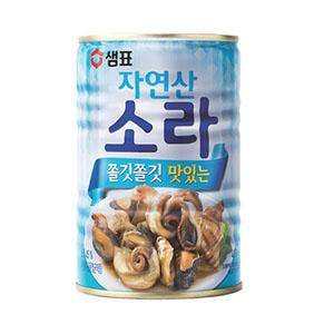 Sempio Natural Korean Sea Conch 400g