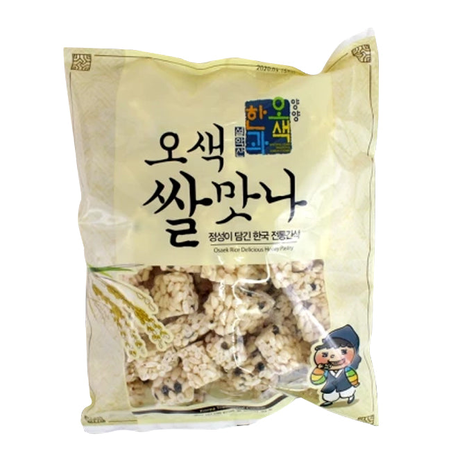 Osaek Rice Honey Pastry Snack (Gangjung)