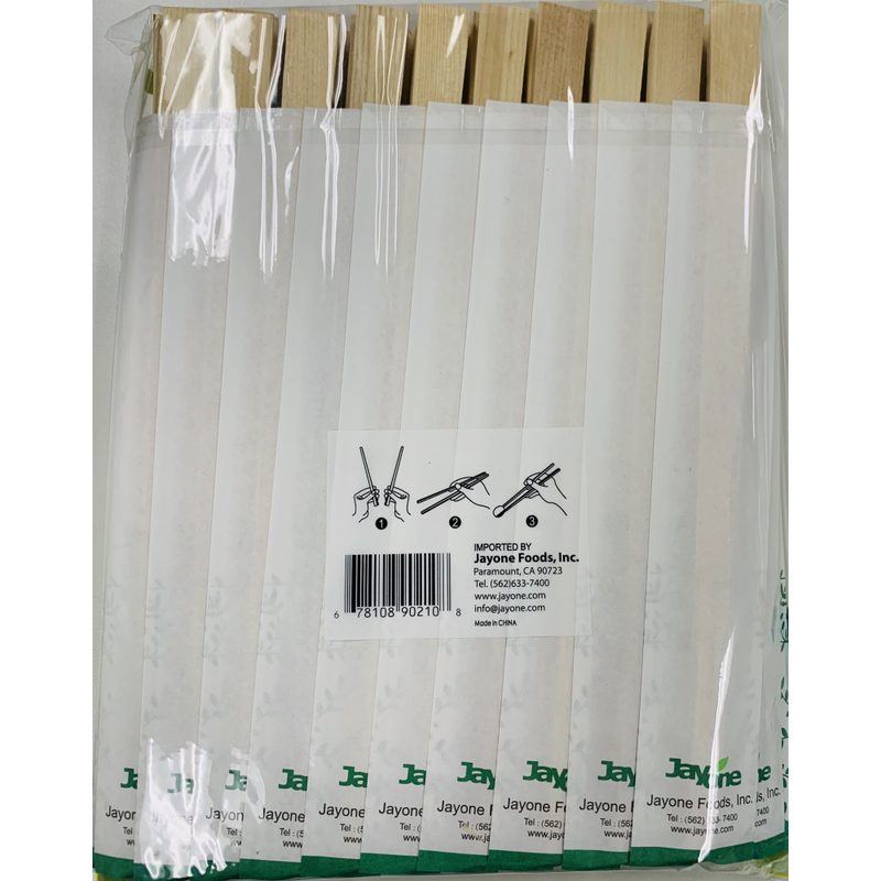 Premium Disposable Wooden Chopsticks