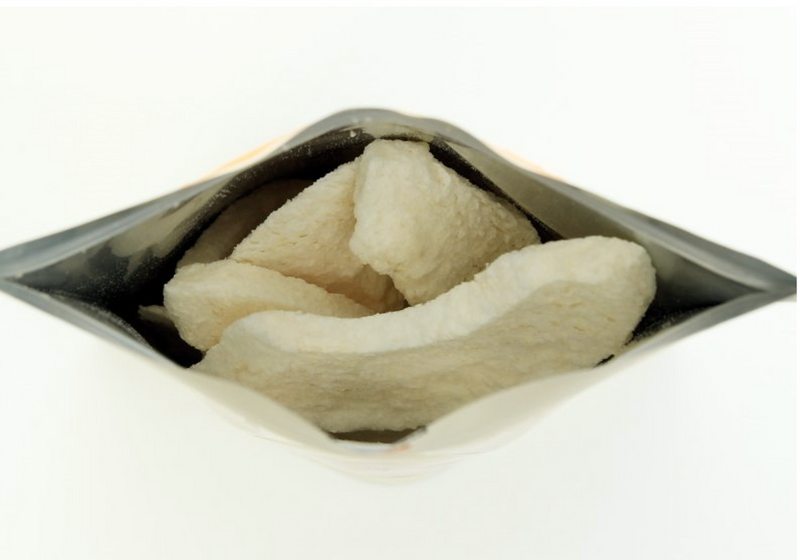 Seoul Mills presents 100% Natural Freeze-Dried Pear Chips from Sanmaeul.