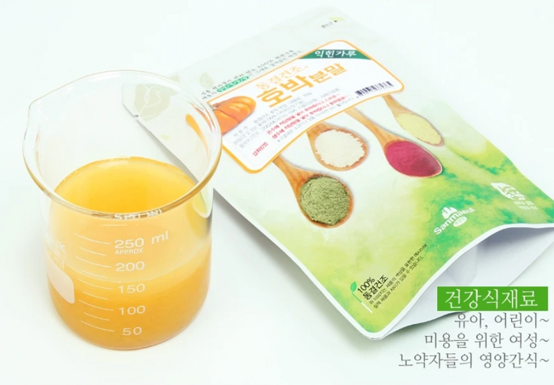 Try the amazing Freeze-Dried Korean Pumpkin Powder 70g at Seoul Mills.
