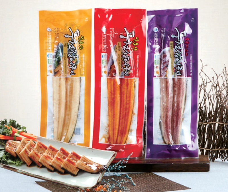 [PRE-ORDER] Pungcheon Freshwater Eel Set 1.3kg(3 types)