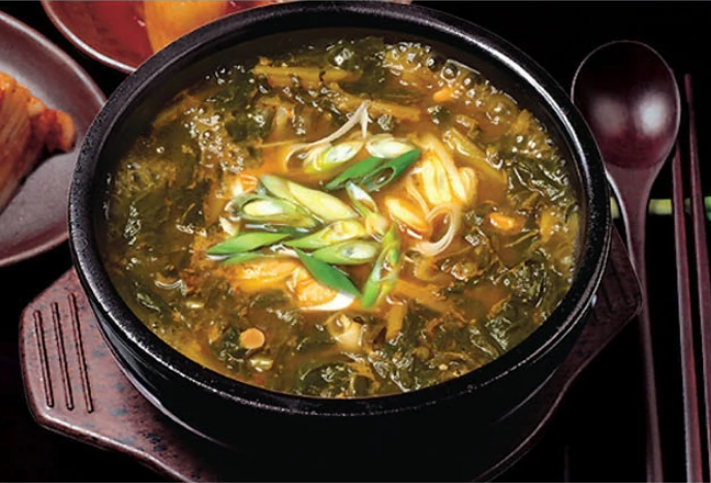 Midang Soybean Paste Stew with Radish Greens 500g