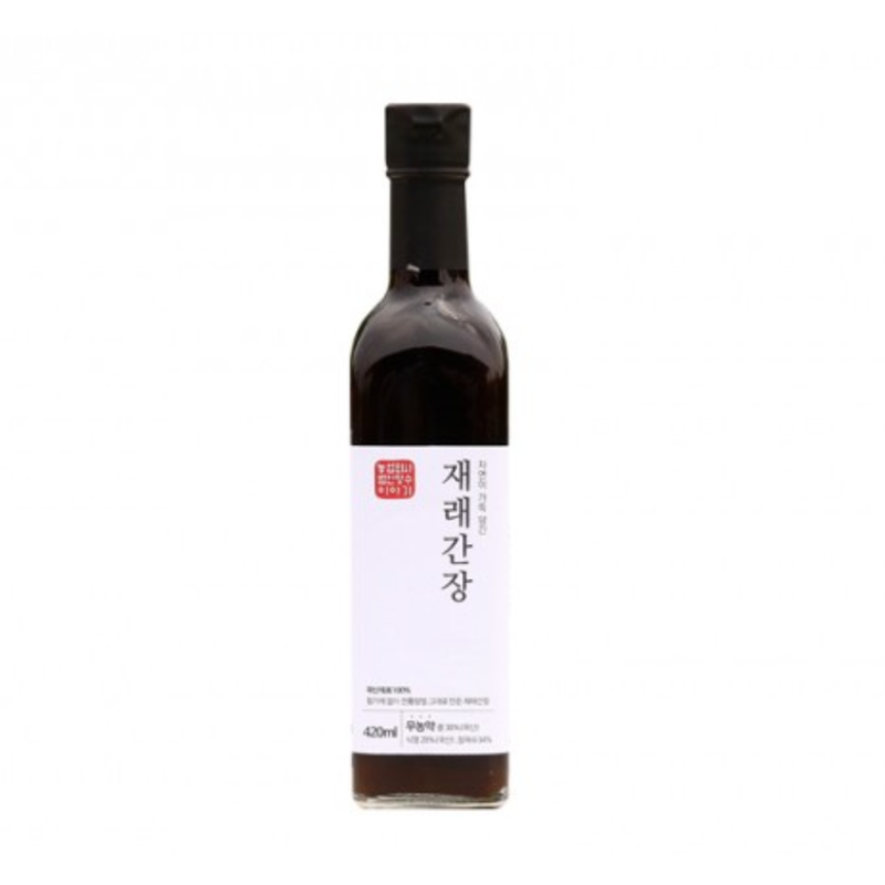 Traditional Soy Sauce 420ml