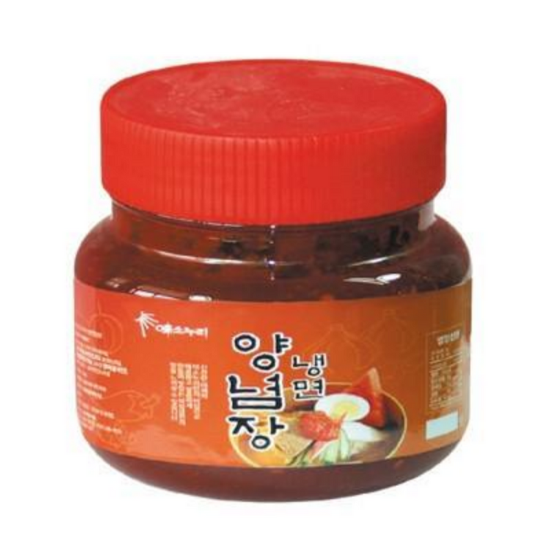 Korean Spicy Naengmyeon Seasoning Sauce 500g