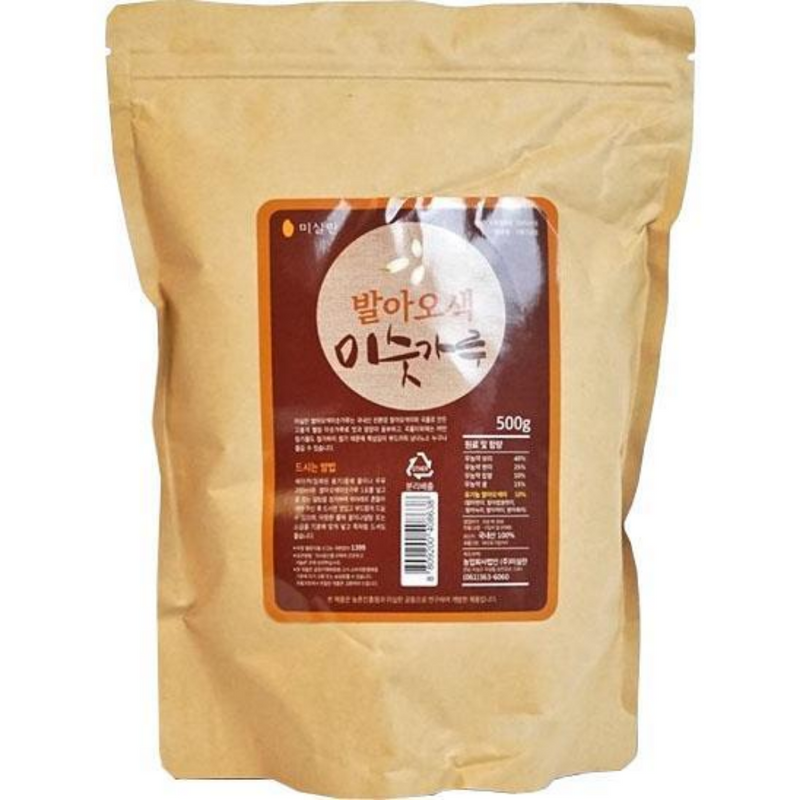 Korean Roasted Grain Powder (Misugaru) 500g