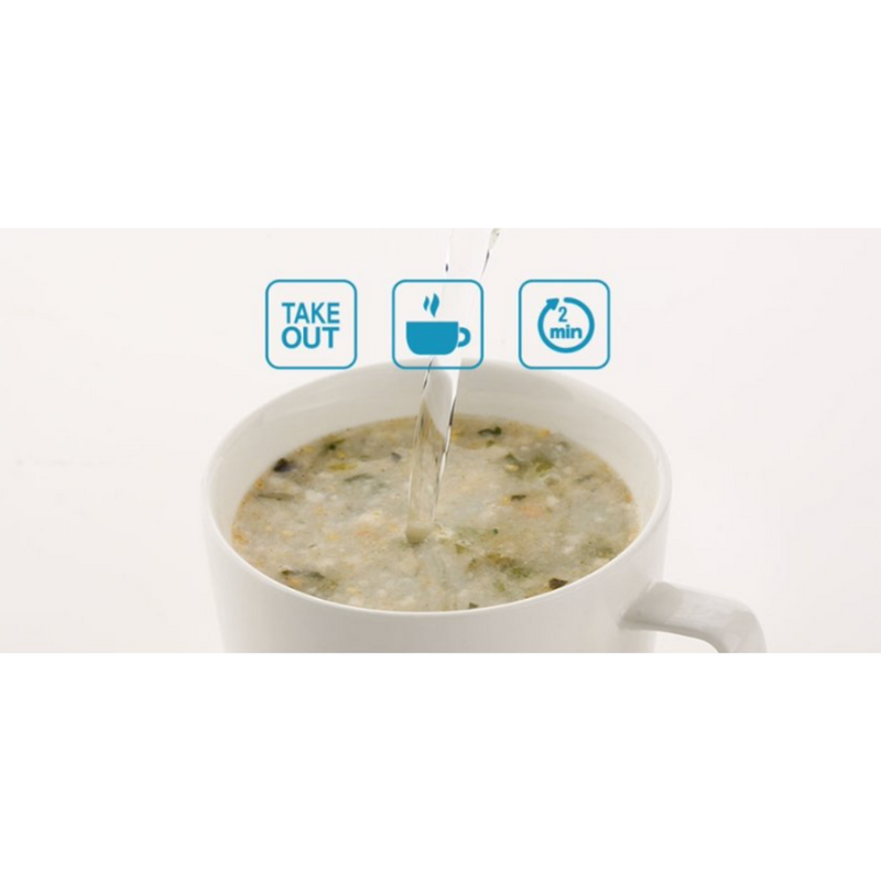 Seafood Health Porridge 13g (7 Packs)