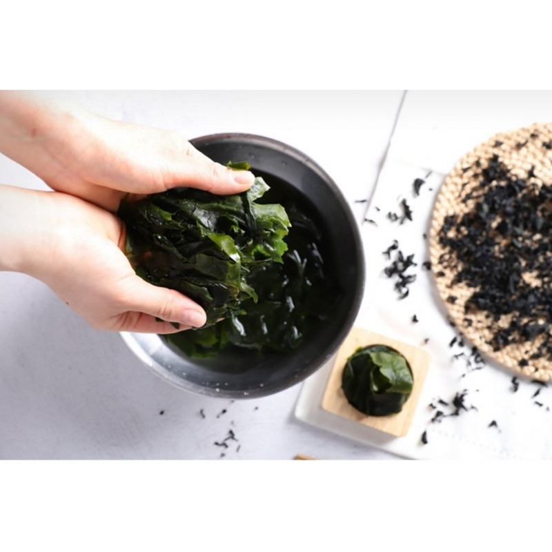 Korean Cut Seaweed 200g