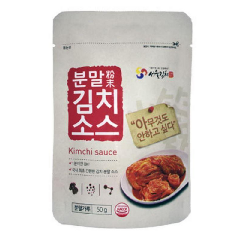 Miss Lee Powdered Kimchi Sauce 50g (3 Packs)