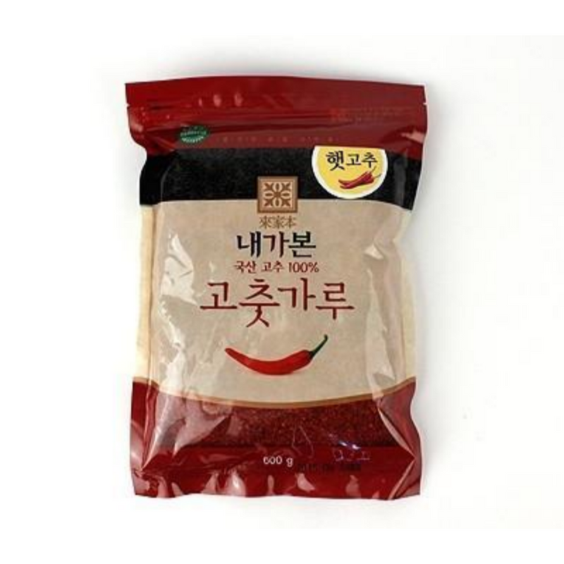 Myeongam Sanchae Red Pepper Powder (Gochugaru) 600g