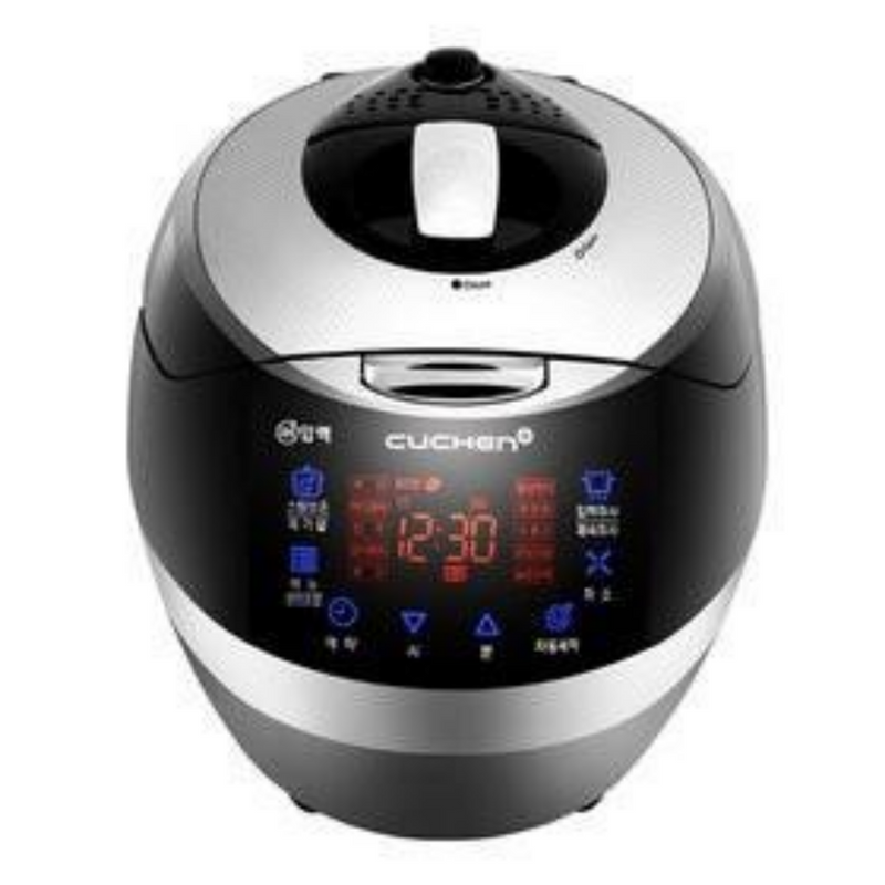[SEPARATE FREE SHIPPING] Cuchen Black Diamond Induction Heating Pressure Rice Cooker  WHA-LX1000iD (10 Cup)