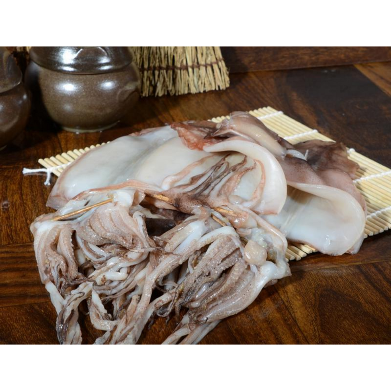 [Pre-order] Korean Semi-Dried Squid 1.3 kg (10 pcs)