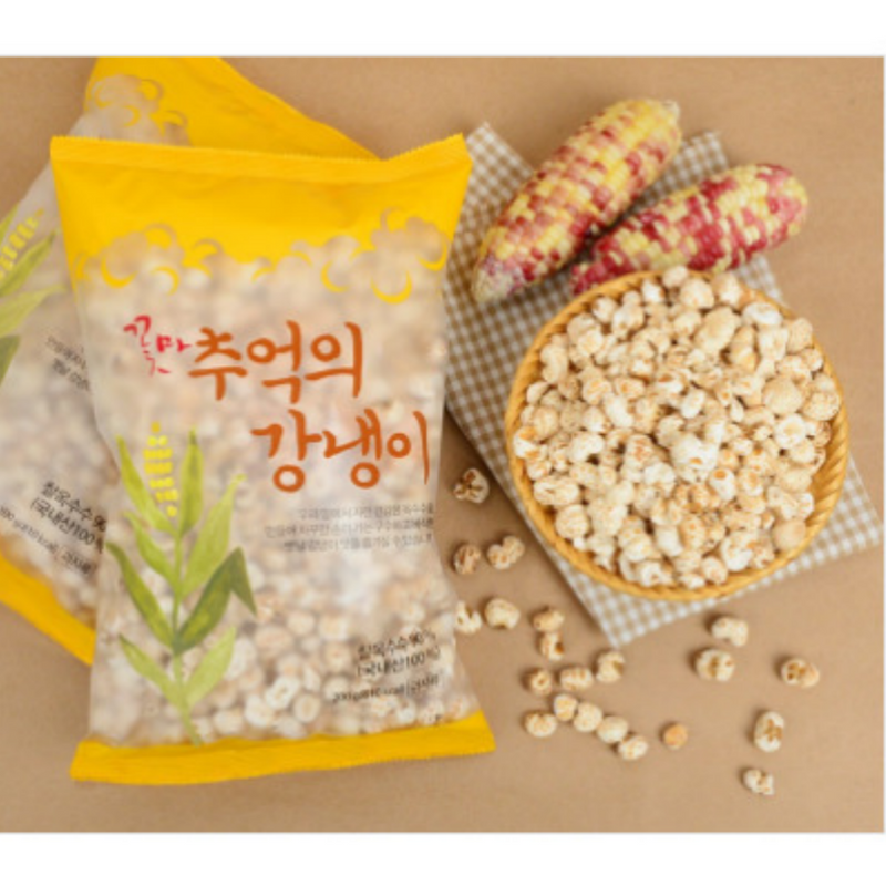 Cconma Korean Corn Puffs 200g