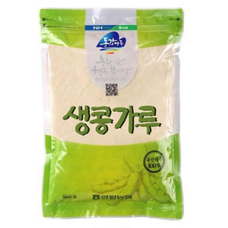 Gangwondo Raw Soybean Powder 500g