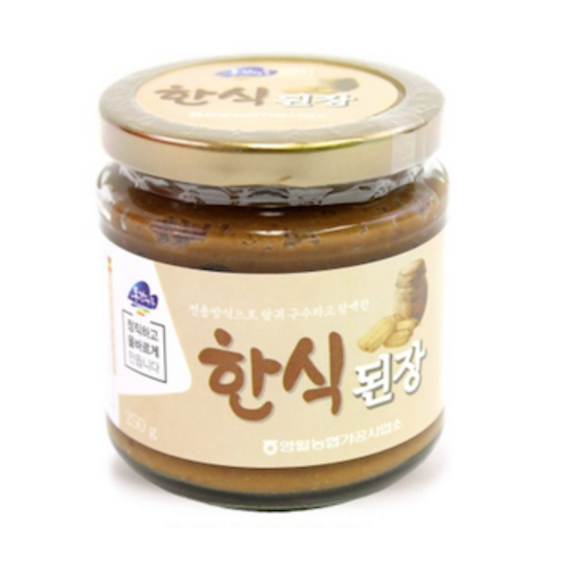 Gangwondo Korean Soybean Paste