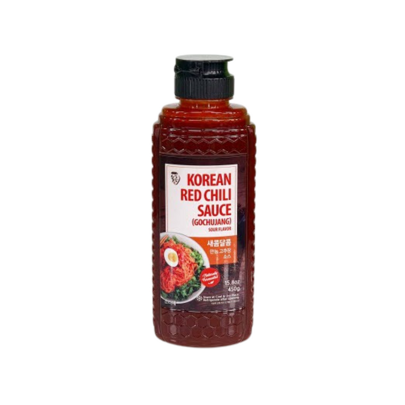Korean Red Chili Sauce (Original) by Sooksungdam 450g