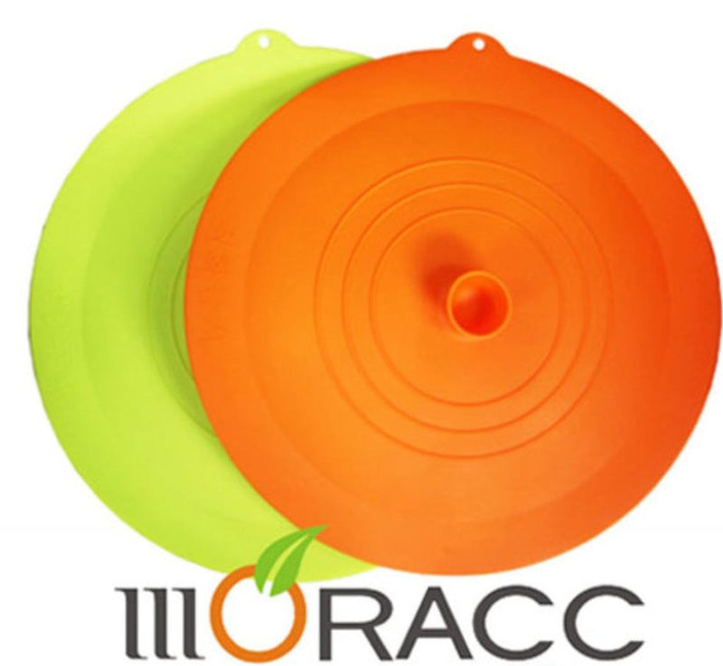 Moracc Silicone Frying Pan Cover (Available in Orange/Green)