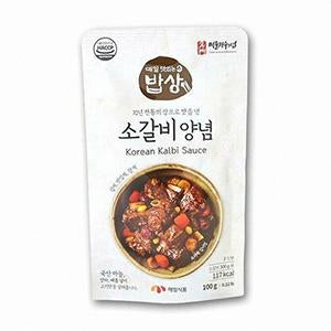 Start cooking with Korean Kalbi Sauce at Seoul Mills!
