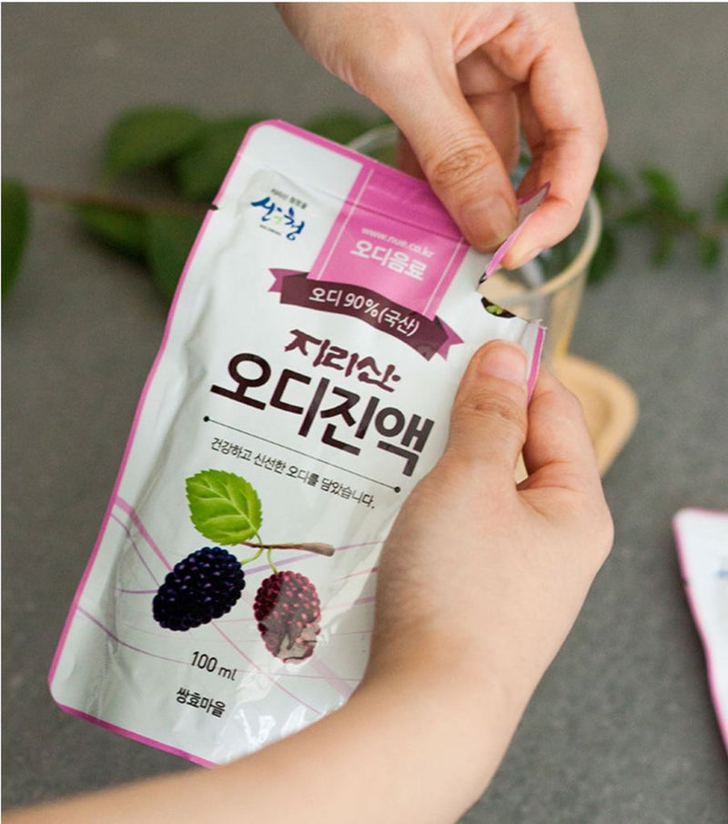 SeoulMills Mulberry Health Drink is 100$ Korean