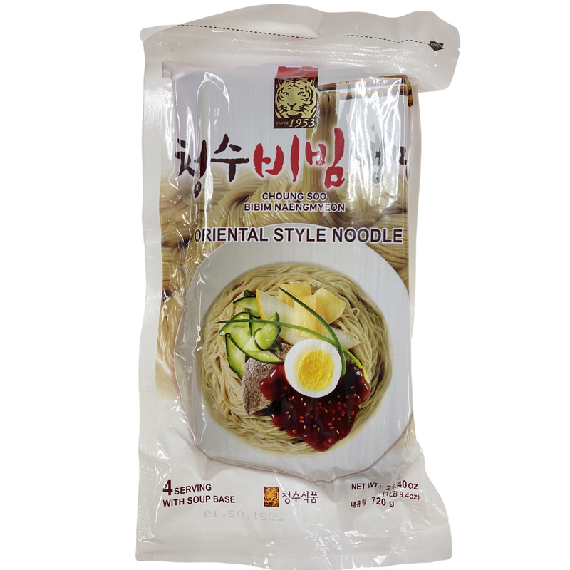 Choung Soo Spicy Cold Noodles (Bibim Naengmyeon)
