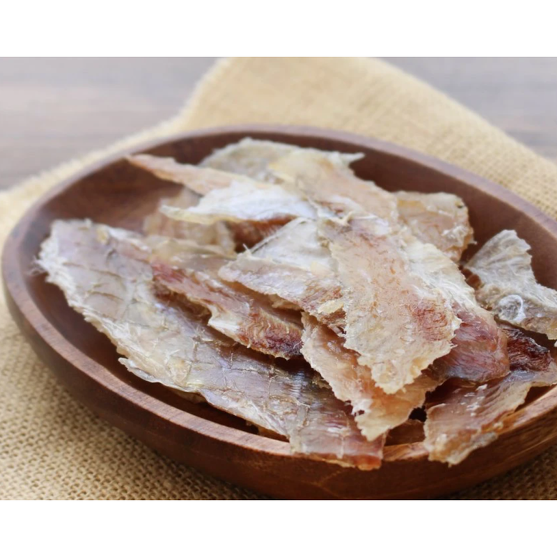 Dried Filefish Fillet (Jwipo) 300g