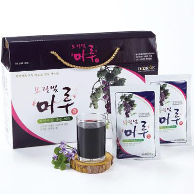 Now offering the Jirisan Wild Grape Juice 100ml at Seoul Mills.