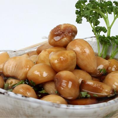 CheongyangGol Soy-Pickled Garlic 500g