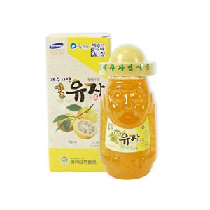 Now offering the Jeju Honey Yuzu Citron Tea 300g at Seoul Mills.