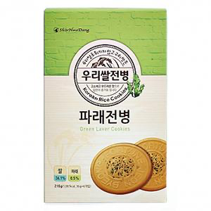Try SeoulMills delicious Korean snack with laver.